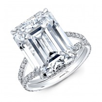 Emerald Cut Diamond
